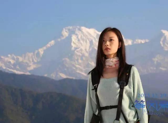 在尼泊尔,等一个时机,直到风声从耳边响起