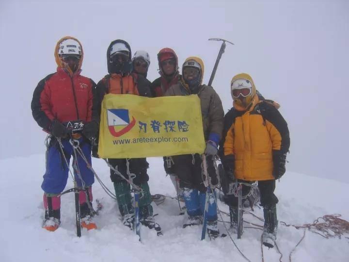 户外课堂 | 它是座无名雪峰,却是很多山友首选的入门级雪山